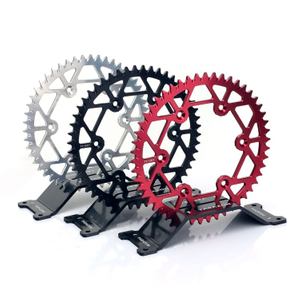 Self Cleaning Dirt Bike Sprockets 520 Motorcycle Chain Sprocket Honda CR CRF 125 250